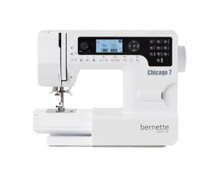 comprar bordadora barata bernina bernette chicago 7