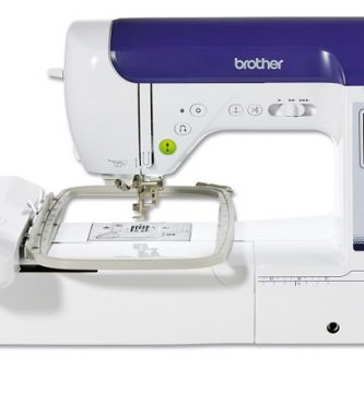maquina coser bordar brother innovis f480